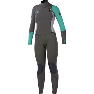 Roxy Cypher 4/3 ChestZip Fullsuit - Women's