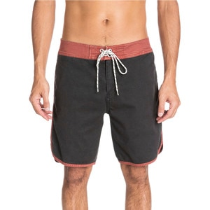 Quiksilver Street Trunks Scallop Short - Men's