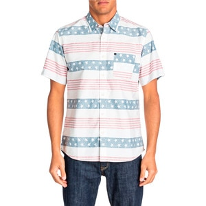 Quiksilver Merican Shirt - Short-Sleeve - Men's