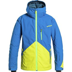 Quiksilver Mission Color Block Jacket - Boys'