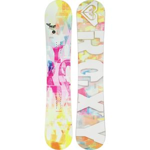 Roxy Sugar Banana Snowboard - Women's