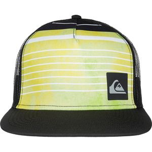 Quiksilver Vertical Trucker Hat
