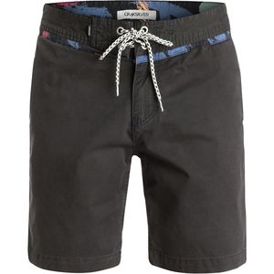 Quiksilver Street Trunk Warpaint Yoke Short - Men's
