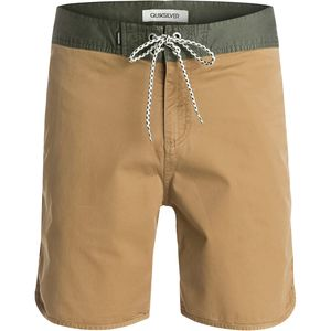 Quiksilver Street Trunk Scallop Short - Men's