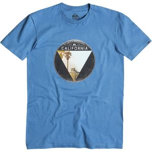 Quiksilver I Get Around CA T-Shirt - Short-Sleeve - Men's