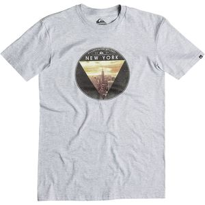 Quiksilver I Get Around NY T-Shirt - Short-Sleeve - Men's