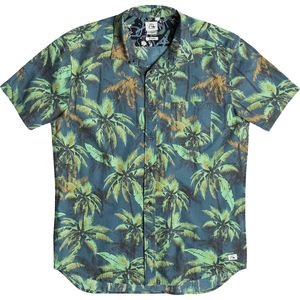 Quiksilver Sweaty Palm Shirt - Short-Sleeve - Men's