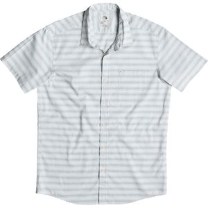 Quiksilver Flyplacket Shirt - Short-Sleeve - Men's