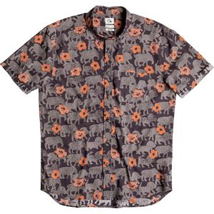 Quiksilver Stampede Shirt - Short-Sleeve - Men's