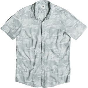 Quiksilver Pyramid Point Shirt - Short-Sleeve - Men's
