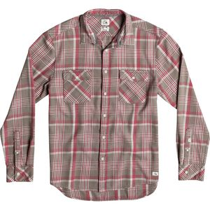 Quiksilver Tang Titan Shirt - Long-Sleeve - Men's