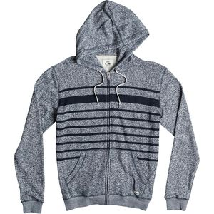 Quiksilver Major Stripes Full-Zip Hoodie - Men's