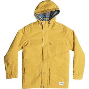 Quiksilver Long Bay Jacket - Men's