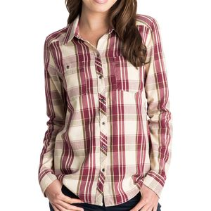 Roxy Sneaky Peaks Shirt - Long-Sleeve - Women's