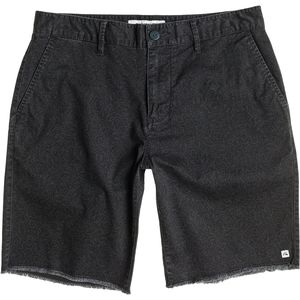 Quiksilver New Echo Chino Print Short - Men's