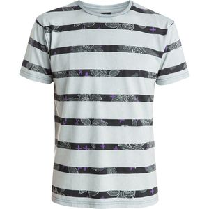 Quiksilver Acid Stripes Crew - Short-Sleeve - Men's