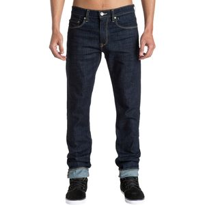 Quiksilver Distorsion Rinse Slim Denim Pant - Men's
