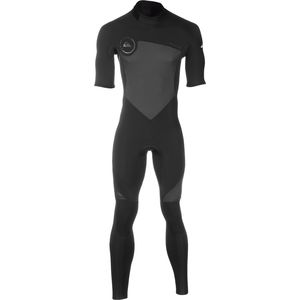 Quiksilver Syncro 2MM S.S. Back-Zip Full GBS Wetsuit - Men's