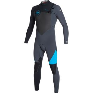 Quiksilver AG47 2mm Performance Chest-Zip Wetsuit - Men's