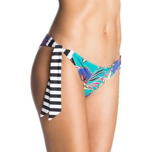 Roxy Polynesia Knotted Surfer Bikini Bottom