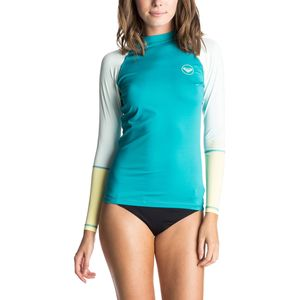 Roxy Sea Bound Rashguard - Long-Sleeve - Women's