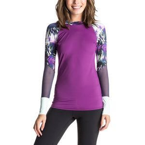 Roxy Sunset Rashguard - Long-Sleeve - Women's