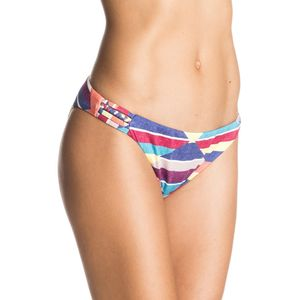 Roxy Dry Wind Braided '70s Bikini Bottom - Women's