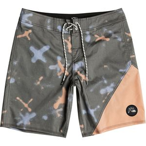 Quiksilver New Wave Markings 19 Board Short - Men's