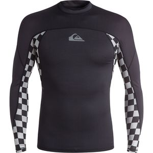 Quiksilver Check Out Rashguard - Long-Sleeve - Men's