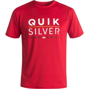 Quiksilver Fully Stacked Rashguard - Short-Sleeve - Men's