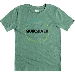 Quiksilver Timepiece Slim T-Shirt - Short-Sleeve - Men's