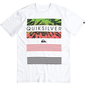 Quiksilver Line Up T-Shirt - Short-Sleeve - Men's