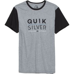 Quiksilver Fully Stacked Slim T-Shirt - Short-Sleeve - Men's