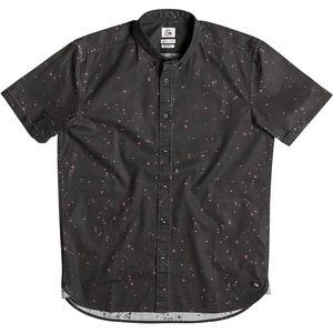Quiksilver Ghetto Lights Shirt - Short-Sleeve - Men's