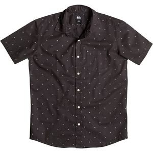 Quiksilver Everyday Mini Motif Shirt - Short-Sleeve - Men's