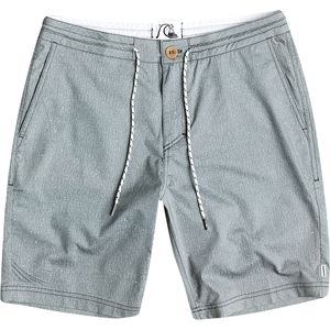 Quiksilver Blocked It Amp 19 Hybrid Short - Men's