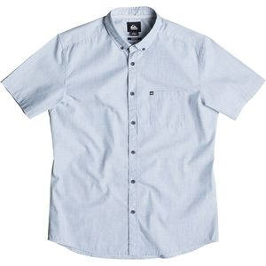 Quiksilver Wilsden Woven Shirt - Short-Sleeve - Men's