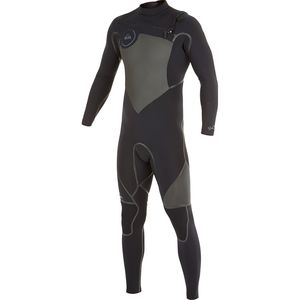 Quiksilver 3/2 Syncro Chest-Zip Full Wetsuit - Men's