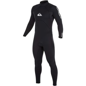 Quiksilver Syncro Base 3/2 Back-Zip Wetsuit - Men's