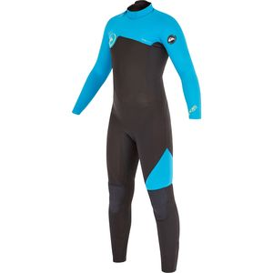 Quiksilver 3/2 Syncro GBS Full Wetsuit - Boys'