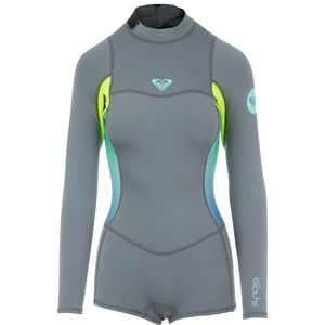 Quiksilver 2mm Syncro Bootie Long-Sleeve Springsuit - Women's