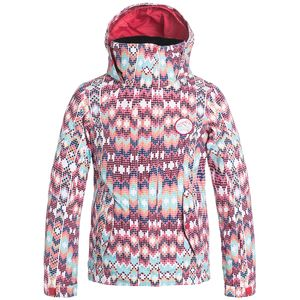 Roxy Jetty Girl Print Jacket - Girls'