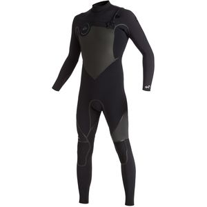 Quiksilver 3/2 Syncro Plus Chest Zip LFS Wetsuit - Men's