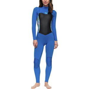 Roxy 3/2 Syncro Back-Zip GBS Wetsuit - Women's
