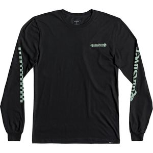 QuiksilverCheck It Long-Sleeve T-Shirt - Men's
