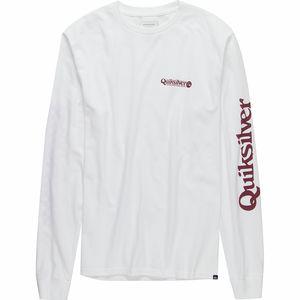 퀵실버 Quiksilver Check It Long-Sleeve T-Shirt - Mens
