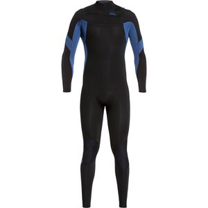 Quiksilver4/3 Syncro Chest-Zip GBS Wetsuit - Men's
