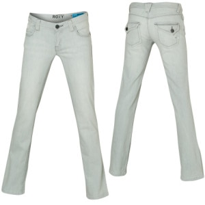 Roxy Whitney Denim Pant - Womens