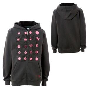 Quiksilver Intuition Full-Zip Hooded Sweatshirt - Boys