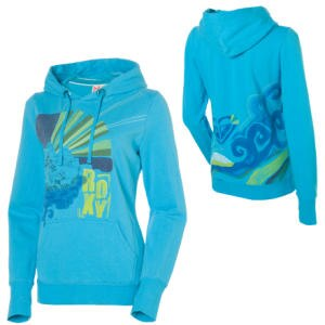Roxy Greek Isle Hooded Sweatshirt - Womens